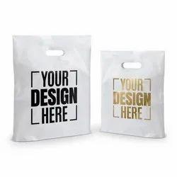 D Cut Ldpe Plastic Bag