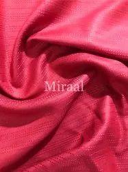 Viscose/Rayon Tussar Viscose Fabric, Plain/Solids
