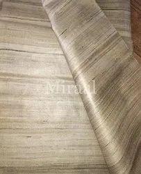 Tussar Ghicha Silk Fabric