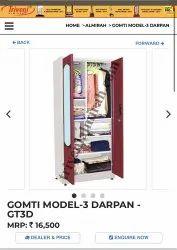 Triveni Gomti 3, Contemporary, 2 Doors