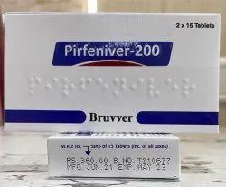 Pirfeniver 200 Mg (Pirfenidone 200)