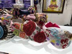 Premium Embroidery Fashion Headband