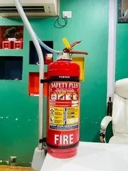 D Class Metal Fire Extinguisher Safety Plus