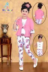 Girl Kids Designer Dress