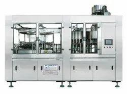 Carbonated Soda Filler Machine