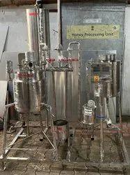 Honey Processing Plant Cap 25/ Kg