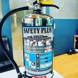 K Class Kitchen Fire Extinguishers
