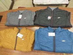 Full Sleeve Casual Wear Men's Reversible Jacket
