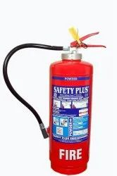 Safety Plus DCP Fire Extinguisher Manufacturer From Mumbai India