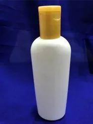 Flat Shampoo Bottle 200ml