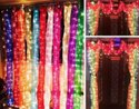 LED Colourful Curtain (6 Pcs Set)