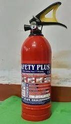 1Kg ABC Dry Powder Fire Extinguisher