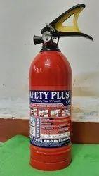 2 Kg Abc Type Multipurpose Fire Extinguisher