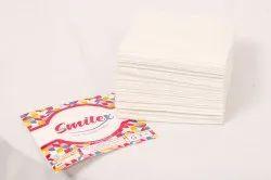 White Tissue Paper Napkin, Packet