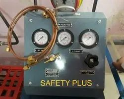 Safety Plus Fire Extinguisher Refilling Machine