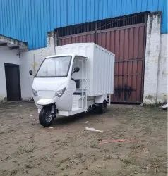 Electric Loader 700 Kg Closed Body
