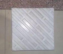Grey Spl Chakker Tile, For Flooring