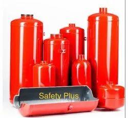 Fire Extinguisher Cylinder Body