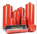 Fire Extinguisher Empty Shell