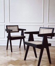 Pierre Jeanerret Chair