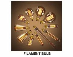 Incandescent Filaments Bulb