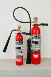 Co2 Type Extinguisher