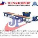 Cement Paver Machine