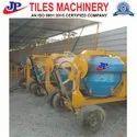 Concrete Tiles Making Machine