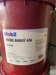 Mobil Rarus 426, Unit Pack Size: 20ltr, Grade: 68