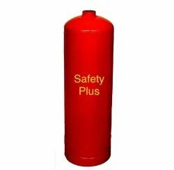 Fire Extinguisher Empty Can
