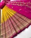 Kanjiveram Silk Saree