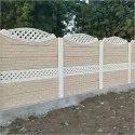 Rcc Security Boundary Wall