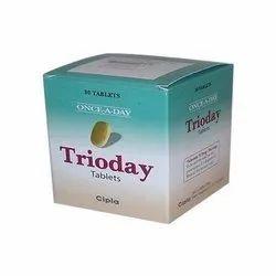 Trioday Tab