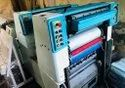 Polly-466, Age 2001 Converted Into Straight Machine, Offset Press 4 Color