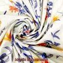 Muslin Sequence Digital Printed Fabric