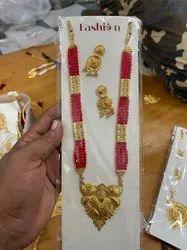 Party Pendant Necklace Chik Set