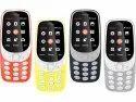 Black Mobiles Phones, Memory Size: 4GB, Model Name/Number: 3310 Nokia