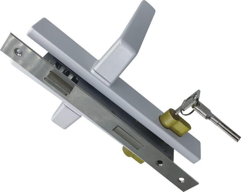 Aluminum & Upvc Door Mortise Handle