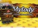 Glory Mylady Chocolate Flavoured Toffee, Packaging Type: Plastic Jar, Packaging Size: 200 Pieces