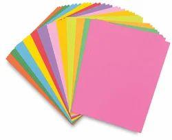 Colored Art Paper