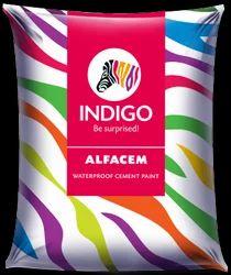 Indigo Paint