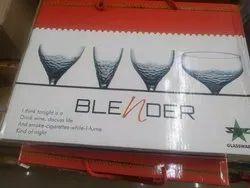 Blender Glass Set