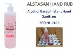 Hand Sanitizer and Disinfectant