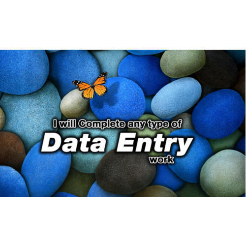 Business Proposal Of Data Entry
