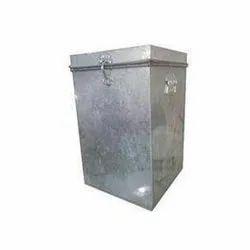 Steel Sheet Storage Trunk