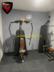 Gamma Fitness Pec Dec Butterfly Station