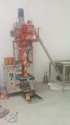 Powder Packing Machine With Elevator