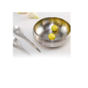 Stainless Steel Salad Bowl, Size: 22 Cm