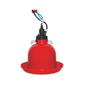 Compact Automatic Round Chicken Drinker