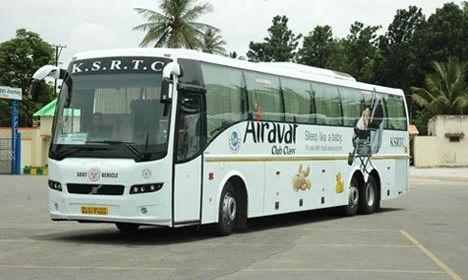 Airavat Club Cl Bus Services in Jania Nagar, Bengaluru, Ksrtc ...